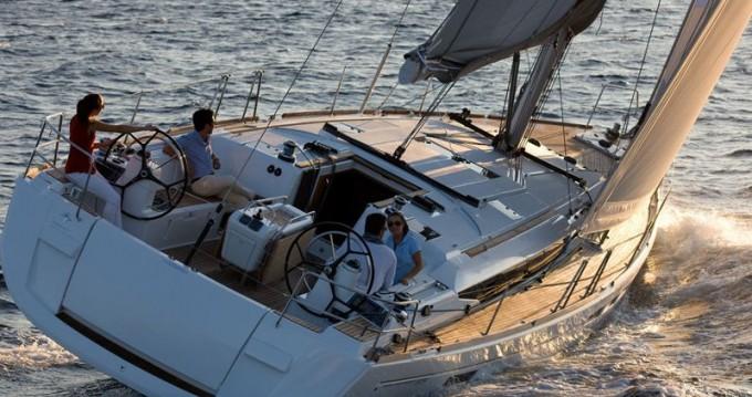 Location yacht à Álimos - Jeanneau Sun Odyssey 509 sur SamBoat