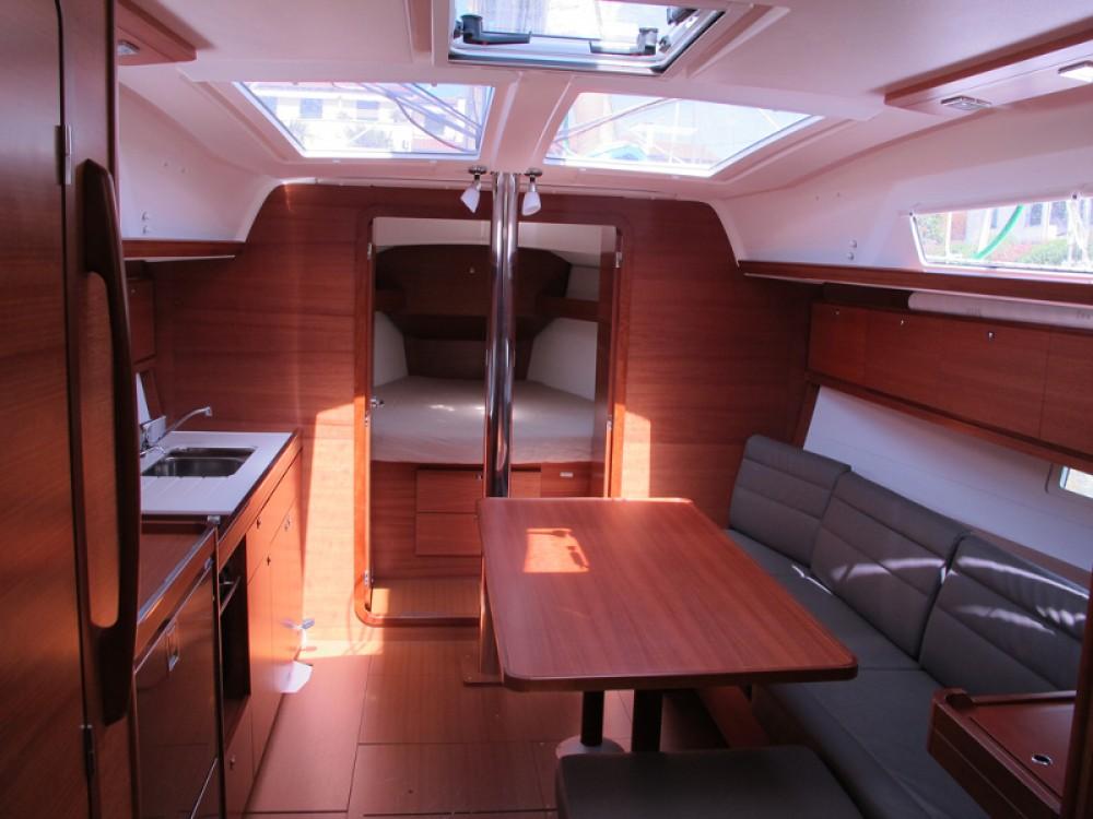 Rental yacht Caorle - Dufour Dufour 382 GL on SamBoat