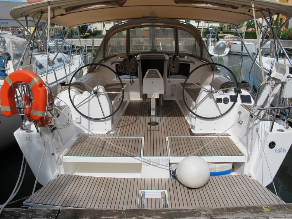 Dufour Dufour 382 Grand Large between personal and professional Caorle