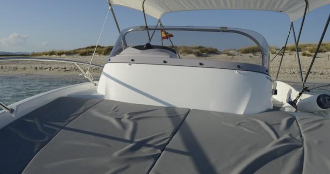 Location bateau Bénéteau Flyer 6 à Marina Botafoch sur Samboat