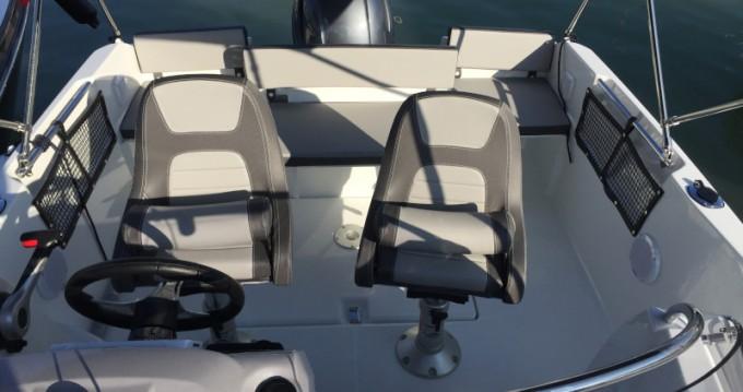 Location bateau Marina Botafoch pas cher Cap Camarat 5.5 WA
