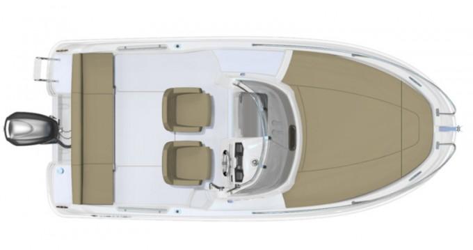 Location yacht à Marina Botafoch - Jeanneau Cap Camarat 5.5 WA sur SamBoat