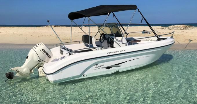 Boat rental Ibiza cheap Voyager