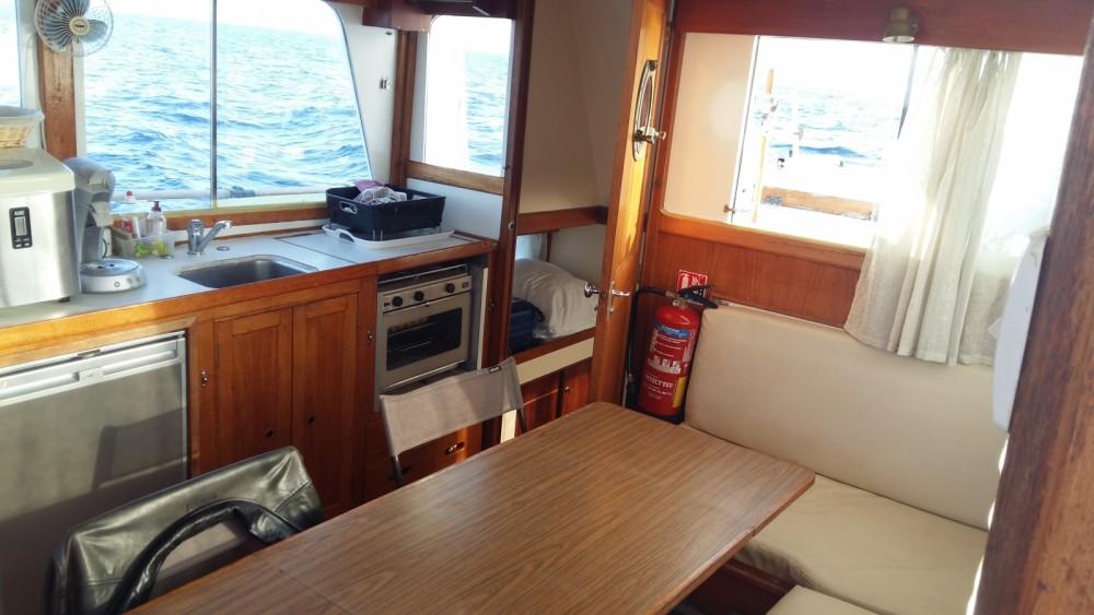 Noleggio Barca a motore con o senza skipper Island Gypsy Villanova Lobetto