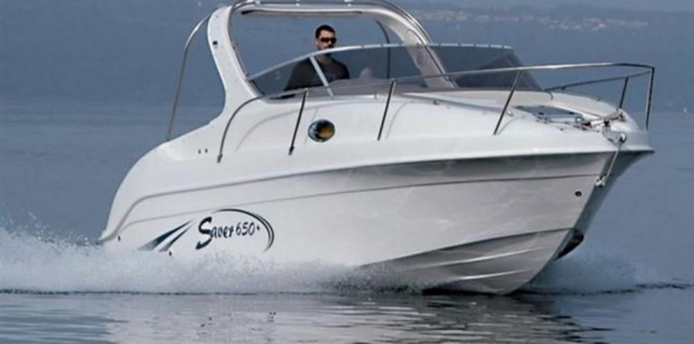Noleggio barche Saver Saver 650 Cabin Ajaccio su Samboat