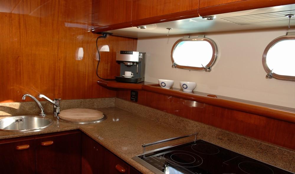 Location bateau Ferretti 175 à Îles Baléares sur Samboat