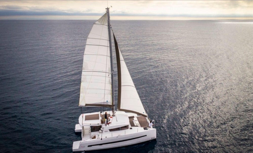 Louer Catamaran avec ou sans skipper Bali Catamarans à Port-Vendres
