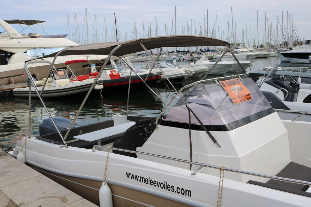 Boat rental Hyères cheap North Shore