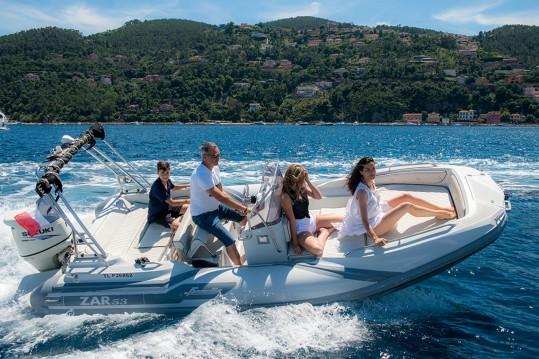 Location yacht à Mandelieu-la-Napoule - Zar Zar 53 sur SamBoat