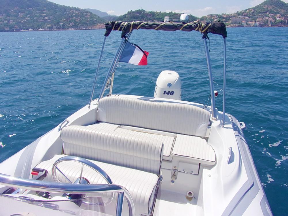 Location bateau Mandelieu-la-Napoule pas cher Zar 53