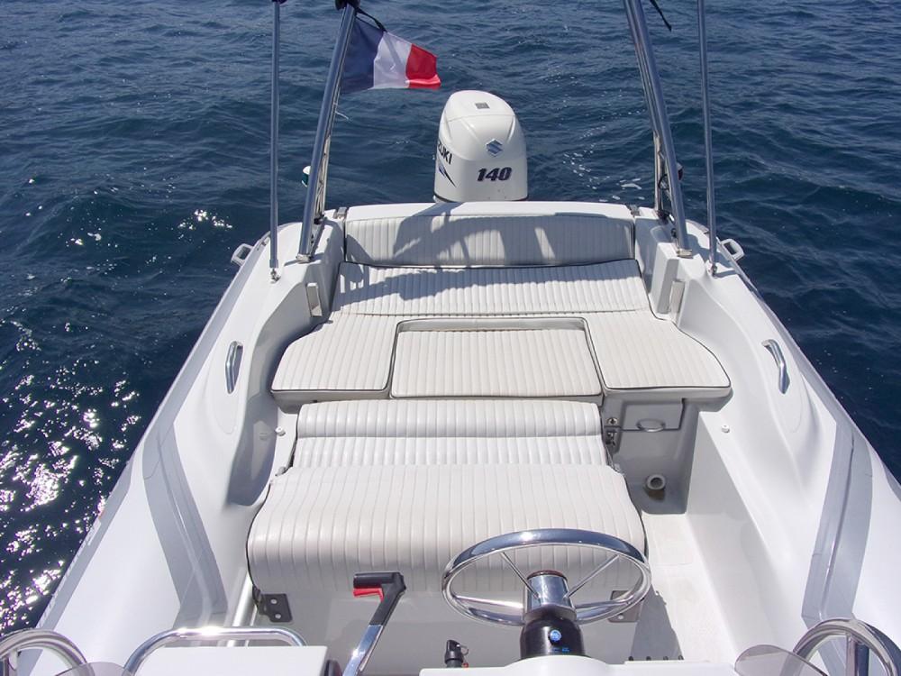 Location yacht à Mandelieu-la-Napoule - Zar Formenti Zar 53 sur SamBoat