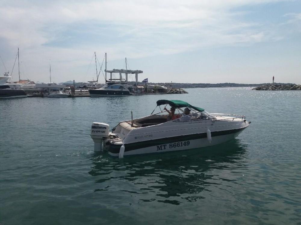 Motorboot mieten in La Ciotat zum besten Preis
