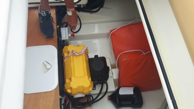 Location bateau Jeanneau Cap camarat 7.15 WA à Cogolin sur Samboat
