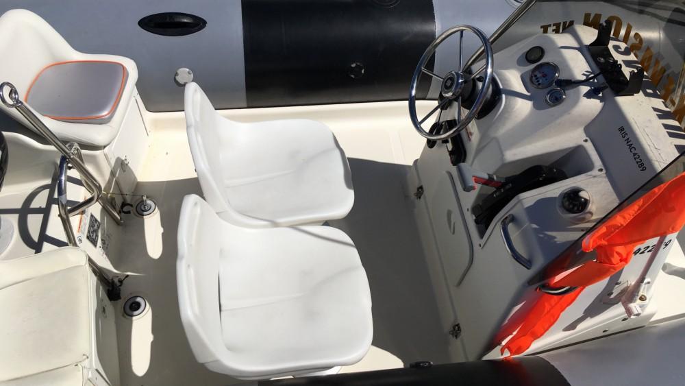 Location bateau Zodiac Pro Open 550 à La Baule-Escoublac sur Samboat