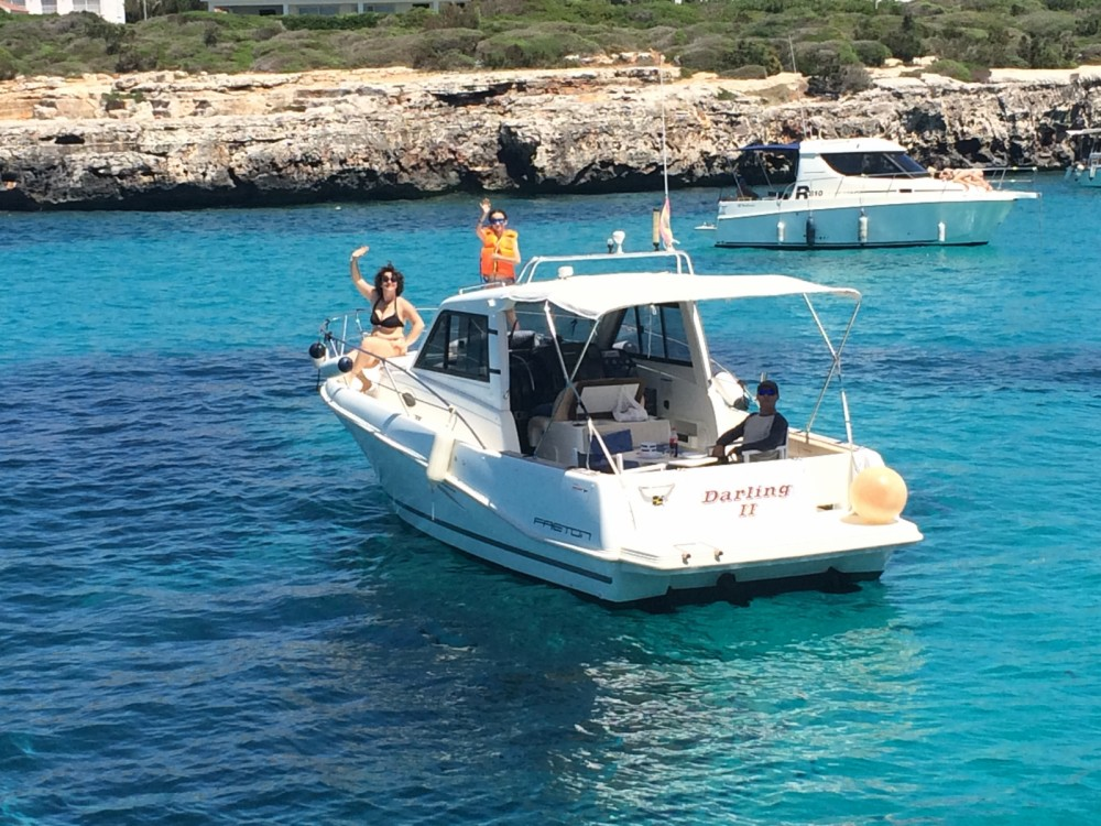 Location yacht à Ciutadella - Faeton Faeton 790 Moraga sur SamBoat