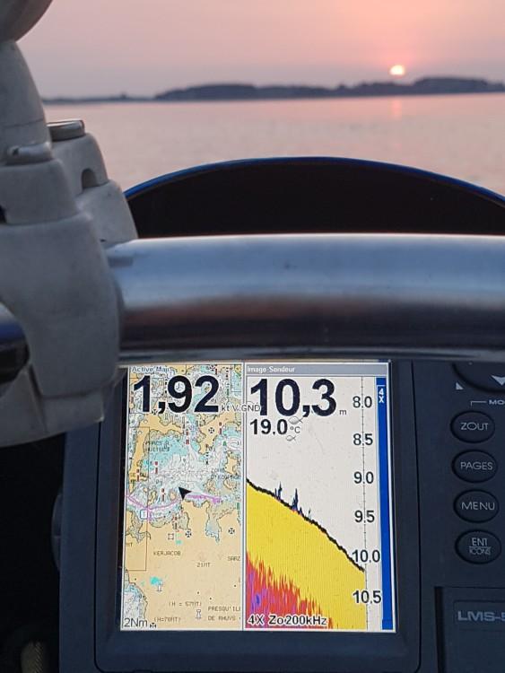 Rental RIB in Sarzeau - Bombard Explorer 500 DB