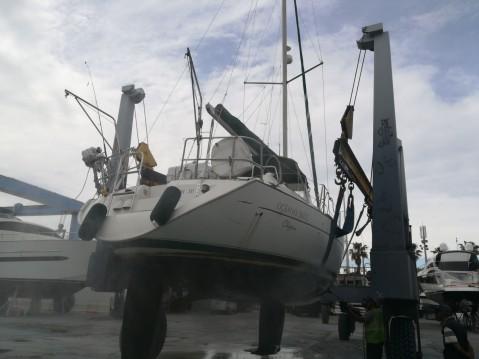 Bénéteau Oceanis 36 Clipper entre particuliers et professionnel à Saint-Mandrier-sur-Mer
