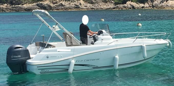 Location yacht à Algajola - Jeanneau Cap Camarat 6.5 CC sur SamBoat