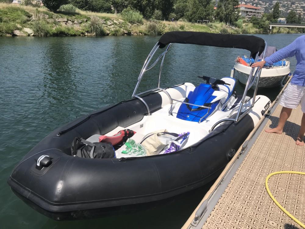 Boat rental Mandelieu-la-Napoule cheap Sealver WB 626