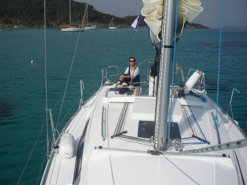 Louer Voilier avec ou sans skipper Hanse à Six-Fours-les-Plages