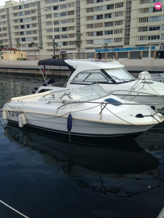 Yacht-Charter in Toulon - Jeanneau Leader 545 auf SamBoat
