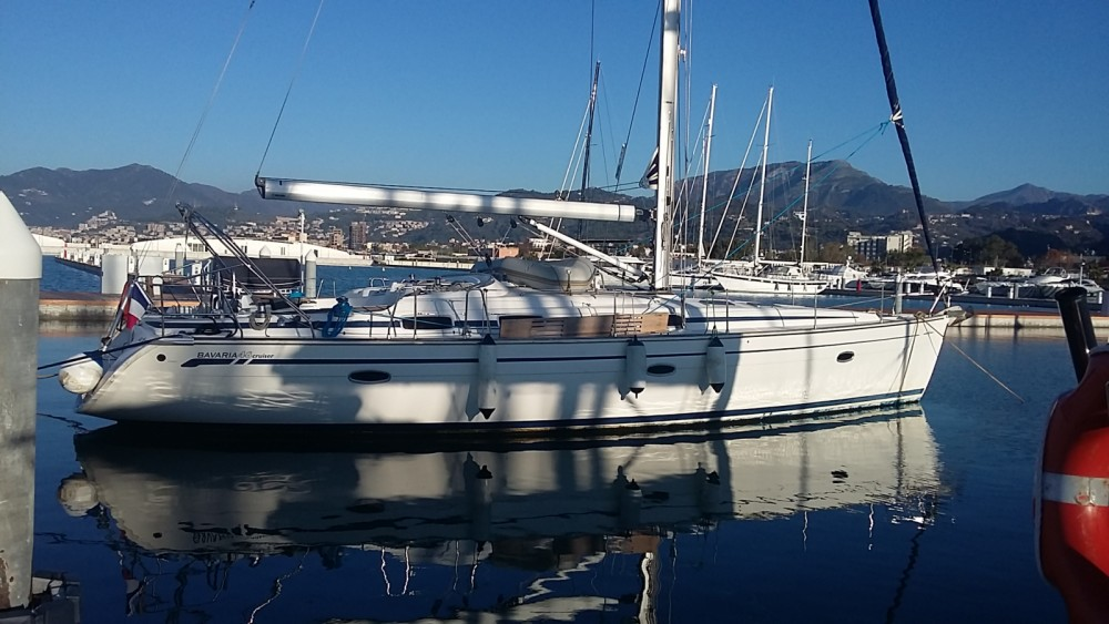 Bavaria Cruiser 46 entre particulares y profesional Pointe-à-Pitre