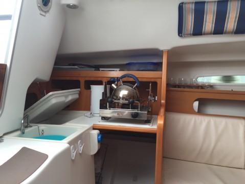 Location yacht à Port-Haliguen - Bénéteau First 25.7 S sur SamBoat