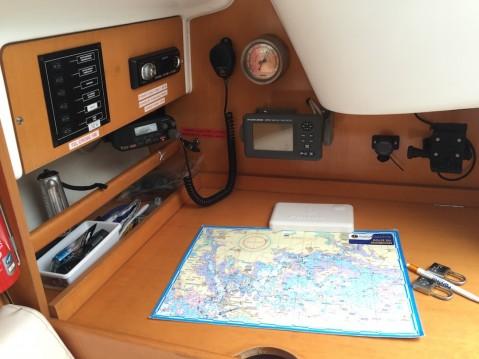 Louer Voilier avec ou sans skipper Bénéteau à Port-Haliguen