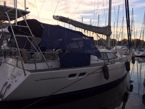 Location bateau Quiberon pas cher Pilot Saloon 40
