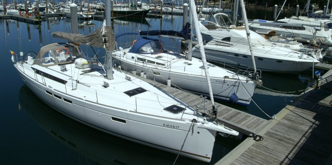 Location yacht à Vigo - Jeanneau Sun Odyssey 519 sur SamBoat