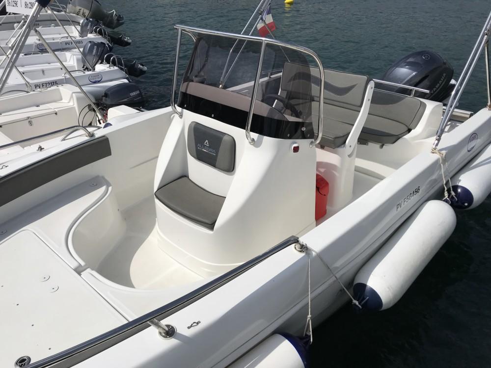 Location Bateau à moteur à Collioure - Allegra Boats All 19 Open