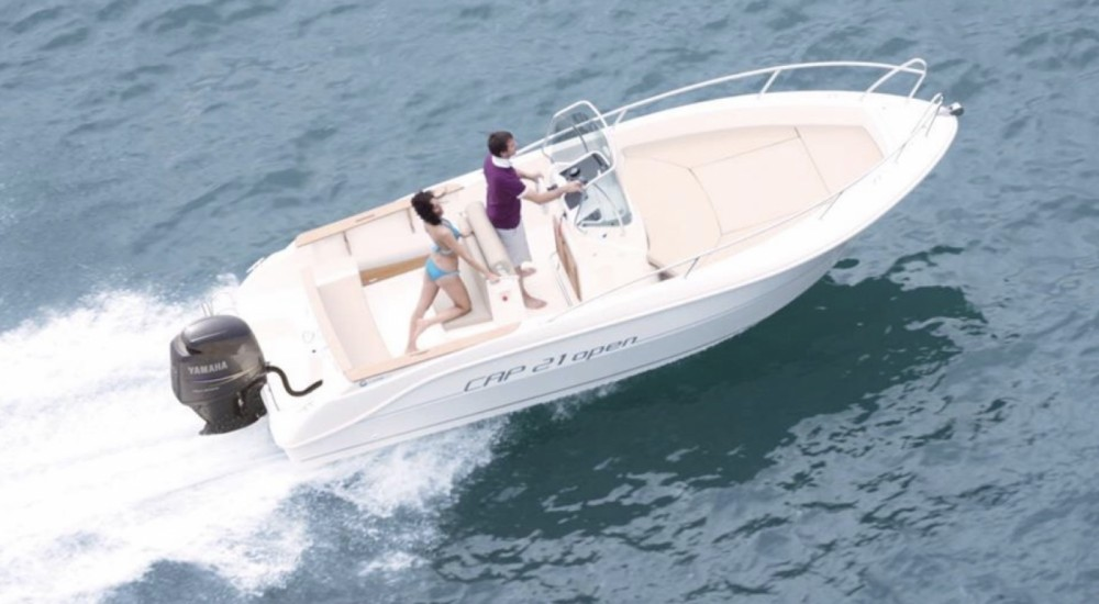 Hire Motor boat with or without skipper Capelli Collioure
