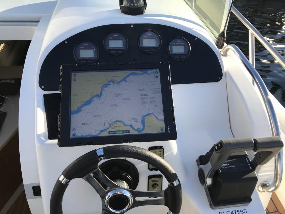 Location bateau Sainte-Maxime pas cher Tempest 900 WA