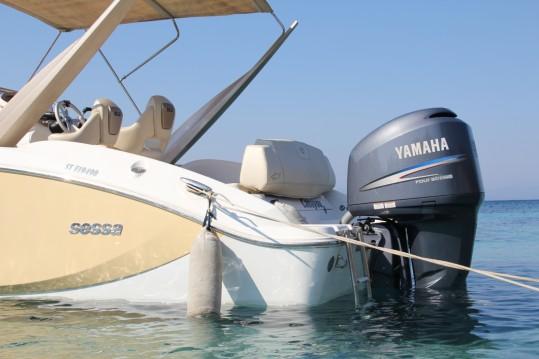 Sessa Marine Key Largo 24 entre particuliers et professionnel à Toulon Port