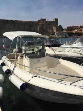Location yacht à Collioure - Capelli Cap 21 WA sur SamBoat