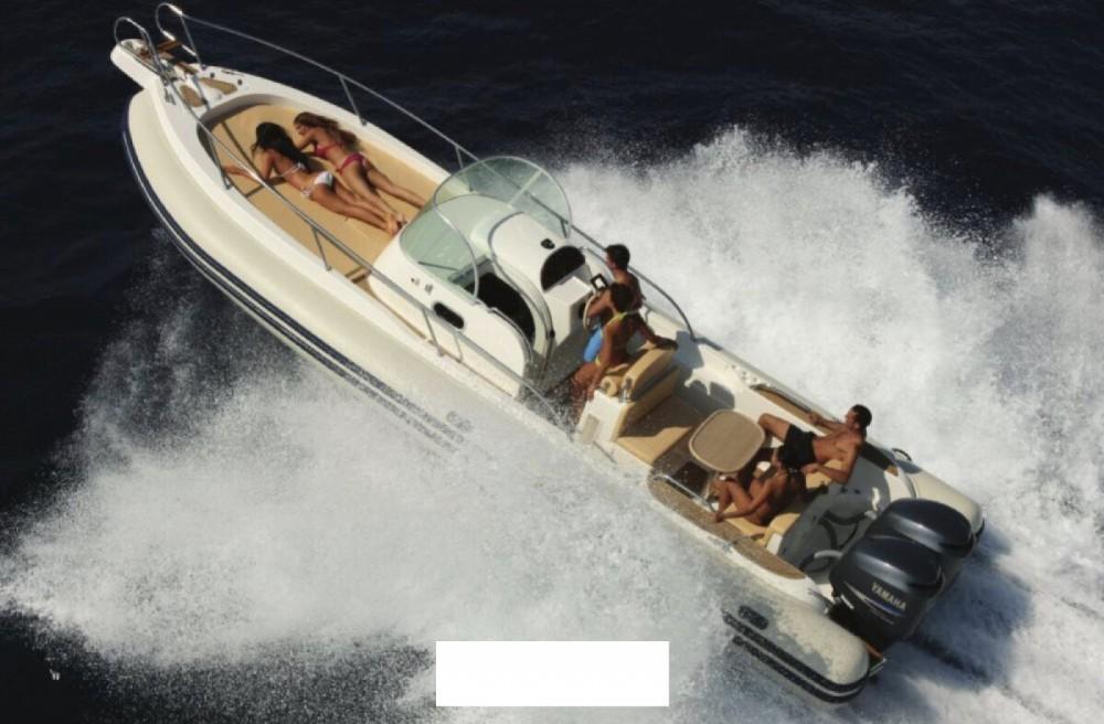 Location yacht à Sainte-Maxime - Capelli Tempest 900 WA sur SamBoat