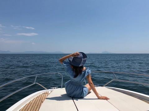 Location yacht à Amalfi - Lilan Flyer Sundeck 8,8 Benetau sur SamBoat