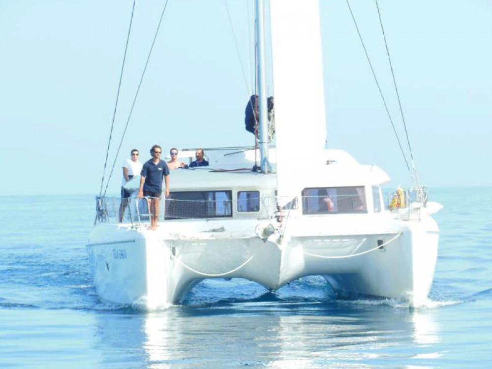 Location yacht à Milazzo - Lagoon Lagoon 421 sur SamBoat