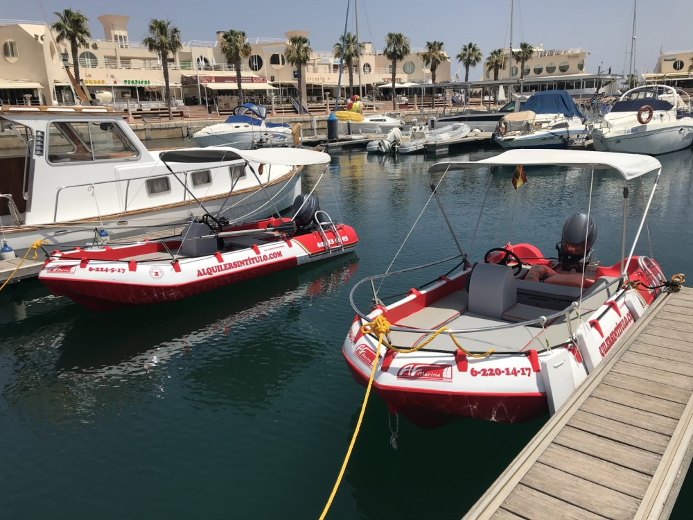 Location yacht à Alicante - Whaly 435 sur SamBoat