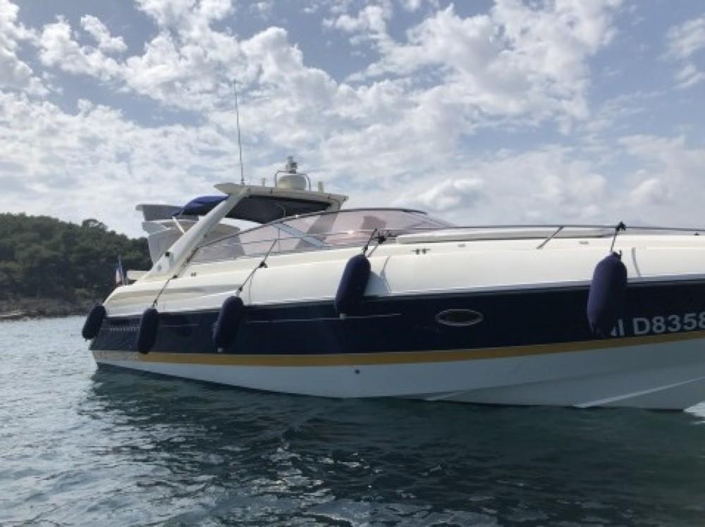 noleggio Barca a motore Cannes - Sunseeker Comanche 40