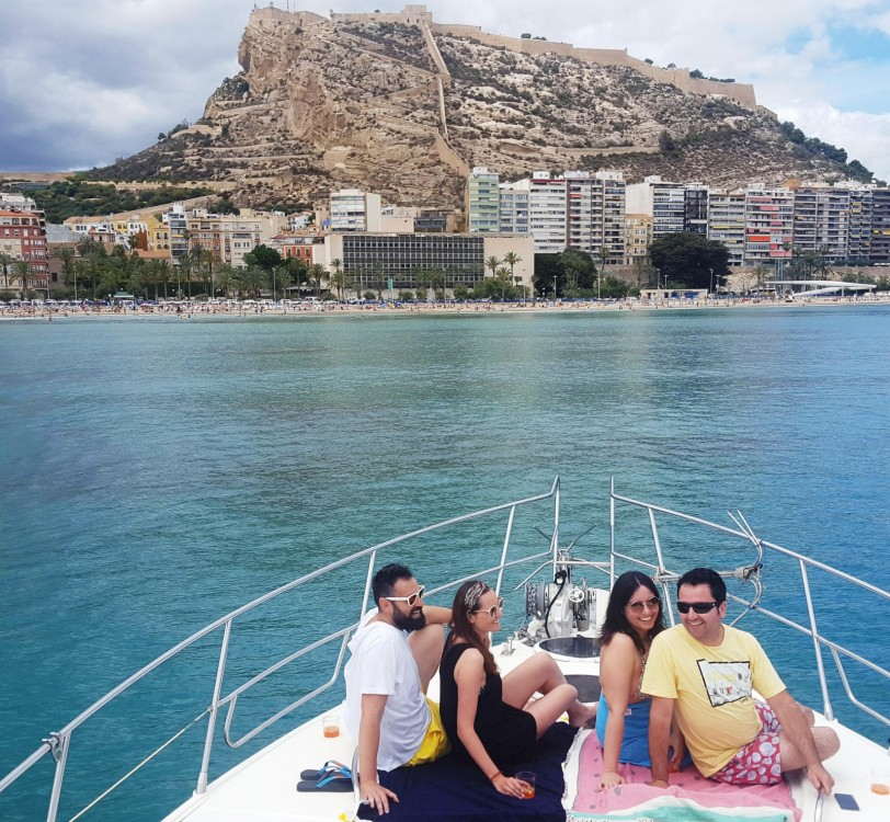 Huur Jacht met of zonder schipper Doqueve in Alicante