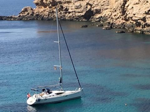 Location bateau Jeanneau Sun Odyssey 39 DS à Alicante sur Samboat