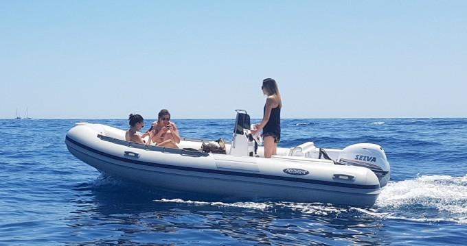 Louez un Italboats Predator 4.9 à Palamós