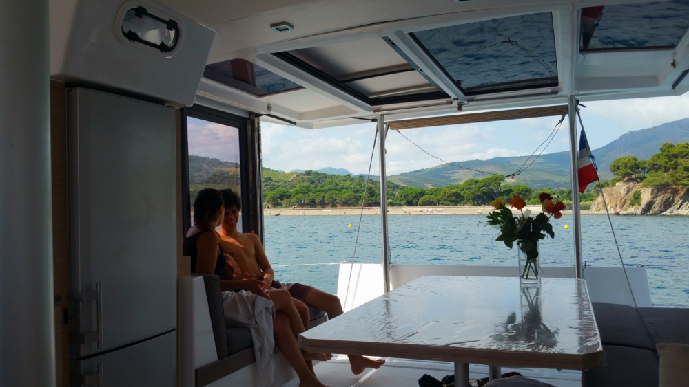 Louez un Bali Catamarans Bali 4.0 à Port-Vendres
