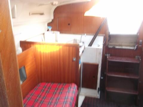 Location bateau Conjux pas cher Dufour 27