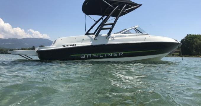 Location bateau Bayliner GT 175 GAG à Sciez sur Samboat