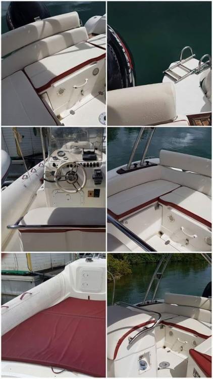Location bateau Nuova Jolly Prince 23 à Pointe-à-Pitre sur Samboat