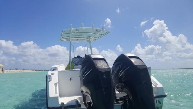 Alquiler de yate Pointe-à-Pitre - Angler 26p en SamBoat