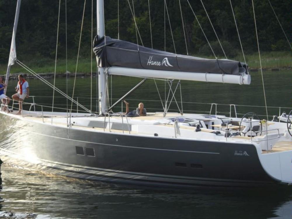 Location yacht à Sant Francesc de s'Estany - Hanse Hanse 495 sur SamBoat