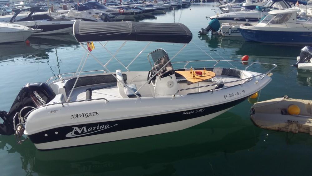 Alquiler de yate Marbella - Marino Keope en SamBoat
